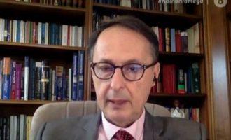 Κορωνοϊός – Σήμα κινδύνου από τον Ν. Σύψα: Είμαστε ένα βήμα πριν το δεύτερο κύμα