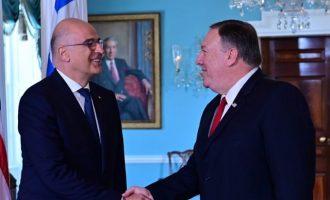 Στη Βιέννη ο Δένδιας για συνάντηση με Πομπέο – Έκτακτο Συμβούλιο ΥΠΕΞ της ΕΕ
