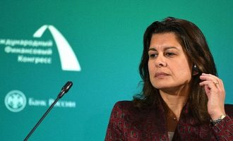 Η Κρισταλίνα Γκεοργκίεβα θέλει Τουρκάλα στο ΔΝΤ