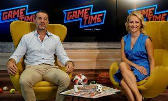 ΟΠΑΠ Game Time: Ο Γιάννης Γκούμας σε ρυθμούς καλοκαιρινού Champions League (βίντεο)