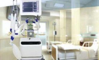 Τα Ελληνικά Πετρέλαια (ΕΛΠΕ) προσέφεραν 50 αναπνευστήρες στο ΕΣΥ