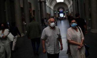 Κορωνοϊός: Πόλη «φάντασμα» η Βαρκελώνη