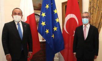 Τριμερής Τουρκίας, Μάλτας και καθεστώτος Σαράτζ στη Λιβύη