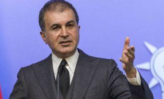 Ομέρ Τσελίκ: Δεν θα εκχωρήσουμε ούτε μια σταγόνα θάλασσας της «Γαλάζιας Πατρίδας»