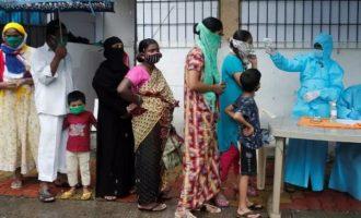 76.472 νέα κρούσματα κορωνοϊού σε ένα 24ωρο στην Ινδία
