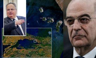 Η Τουρκία κατέχει παράνομα τα Πριγκηπόννησα: Τι έχουν δηλώσει Δένδιας και Κοτζιάς
