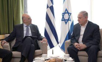 Στο Ισραήλ την Πέμπτη ο Δένδιας: Βλέπει Νετανιάχου και Ασκενάζι – Την Παρασκευή συναντά Πόμπεο