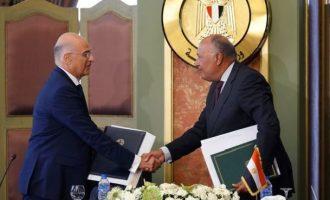 Τη συμφωνία Ελλάδας-Αιγύπτου για την ΑΟΖ ενέκρινε η αρμόδια Επιτροπή της αιγυπτιακής Βουλής