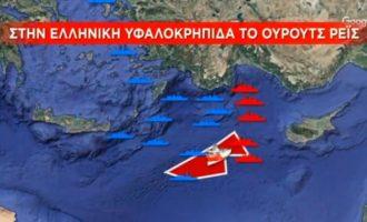 Η διάταξη του ελληνικού στόλου απέναντι στους Τούρκους – Προσπάθησαν να εντοπίσουν τα υποβρύχια