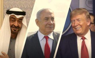 Η Γαλλία χαιρετίζει την ειρηνευτική συμφωνία Ισραήλ-Εμιράτων