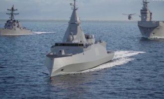 Ο Μακρόν στέλνει το γαλλικό στόλο να αναπτυχθεί δίπλα στον ελληνικό – Τήρησε την υπόσχεσή του