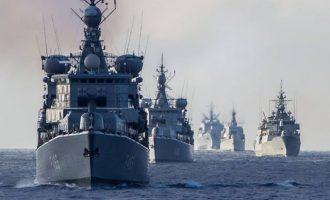 Με τρεις νέες παράνομες NAVTEX η Τουρκία ζητά αποστρατικοποίηση έξι ελληνικών νησιών