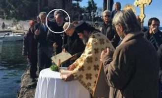 Eπίτροπος σε εκκλησία ο φονιάς του Γρηγορόπουλου, Επαμεινώνδας Κορκονέας