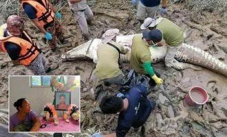 Σε κοιλιά κροκόδειλου βρέθηκαν τα απομεινάρια εξαφανισμένου 14χρονου