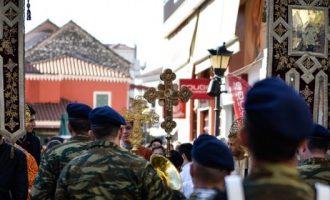 Τι λέει η Ιερά Σύνοδος για την απαγόρευση λιτανειών