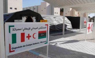 Λιβύη: Τούρκοι στρατιώτες «τραμπούκισαν» Ιταλούς στρατιωτικούς στη Μισράτα