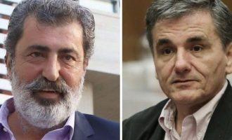 Πολάκης προς Τσακαλώτο: «Εγώ θέλω να τους νικήσουμε!» – Μαζικό κόμμα, στήριξη των μικρομεσαίων