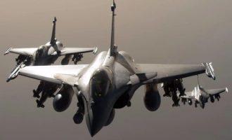 Γαλλική στήριξη στην Ελλάδα: Άφιξη Rafale και ναυτικών μονάδων στην Ελλάδα