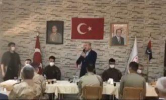 Τούρκος Υπ. Εσωτερικών: Πορευόμαστε στον δρόμο του Θεού για παγκόσμια κυριαρχία (βίντεο)