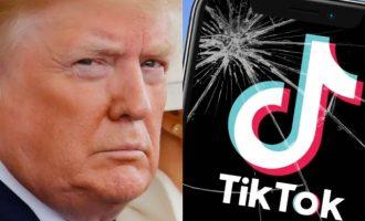 Ντ. Τραμπ: Το «TikTok» μέσα σε 90 ημέρες να έχει αγοραστεί από αμερικανική εταιρεία