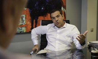 Τσίπρας: Δεν τίθεται ζήτημα αναθεώρησης της «Λωζάνης» – Κανένας διάλογος με Τουρκία