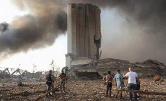Χαρδαλιάς: Η Ελλάδα έτοιμη να συνδράμει με όλα τα διαθέσιμα μέσα τις Αρχές του Λιβάνου