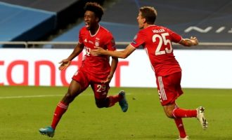 Champions League: Πρωταθλήτρια Ευρώπης η Μπάγερν Μονάχου 1-0 την Παρί Σεν Ζερμέν