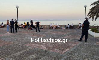 23 Τούρκοι πολίτες ζητούν πολιτικό άσυλο στη Χίο