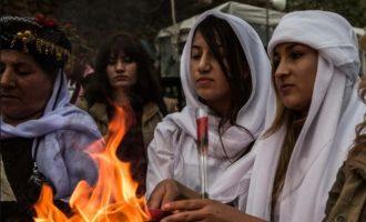 Ισλαμικό Κράτος: Τούρκοι τζιχαντιστές ζούνε στην Άγκυρα με ερωτικές σκλάβες Γιαζίντι
