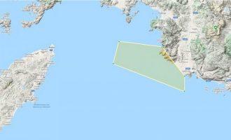 Νέα NAVTEX από Τουρκία για άσκηση στις 29 Σεπτεμβρίου μεταξύ Ρόδου και Καστελλόριζου