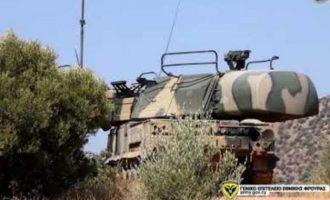 Ολοκληρώθηκε η κοινή άσκηση «ΙΑΣΩΝ-2020» Ισραήλ-Κύπρου (βίντεο)