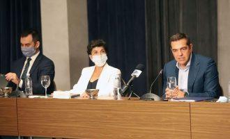 Αλέξης Τσίπρας: Έρχεται πρωτοφανής ύφεση