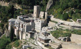 Κορωνοϊός στο Άγιον Όρος: Δύσκολη η κατάσταση – Αντιδρούν στο lockdown οι μοναχοί