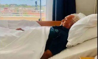 Φωτογραφία-σοκ του Άκη Τσοχατζόπουλου στο νοσοκομείο – Η ανάρτηση της Βίκυς Σταμάτη