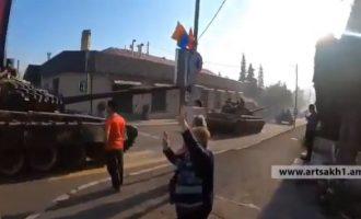 Γενική Επιστράτευση στην Αρμενία: «Για χάρη της πατρίδας, για τη νίκη»