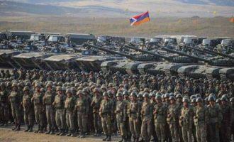 Αρμενική Εθνική Επιτροπή Ελλάδος: «Είμαστε σε πόλεμο – Η νίκη θα είναι δική μας»