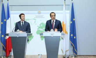 Γάλλος υπουργός Κλεμέντ Μπον: Η ΕΕ να είναι έτοιμη για επιβολή κυρώσεων στην Τουρκία