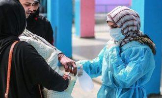 Κορωνοϊός: 3.438 νέα επιβεβαιωμένα κρούσματα στο Ιράκ
