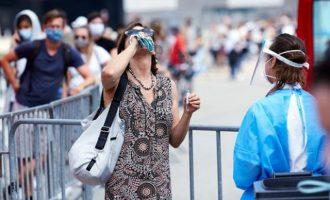 Η Γερμανία θα κηρύξει τη Βιέννη «επικίνδυνη περιοχή» λόγω κορωνοϊού