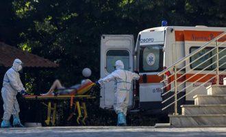 Δεκάδες κρούσματα κορωνοϊού σε γηροκομείο στο Μαρούσι