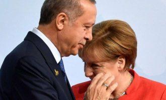 Η «κοντόφθαλμη γερμανική ηγεσία» δεν μπορεί να ελέγξει τον Ερντογάν: «Ακατάλληλη και παρωχημένη»