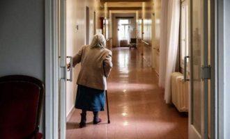 Εντοπίστηκαν 35 κρούσματα κορωνοϊού σε γηροκομείο στην Αθήνα