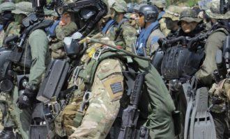 Έλληνες και Τούρκοι κομάντος σε κοινή άσκηση στη Ρουμανία