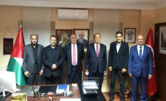 Παλαιστίνιοι: Χαμάς και Φατάχ συναντήθηκαν στην Τουρκία και συμφώνησαν να διεξάγουν εκλογές