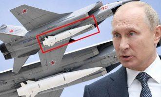 Πούτιν: Η Ρωσία διαθέτει πολυηχητικά οπλικά συστήματα που δεν έχει κανείς άλλος