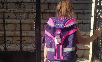 Η καλύτερη σχολική τσάντα για παιδιά που ξεκινάνε τώρα το δημοτικό