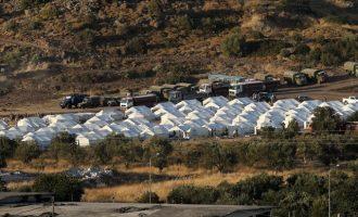 Μηταράκης: Πάνω από 5.000 πρόσφυγες στον Καρά Τεπέ – 135 με κορωνοϊό