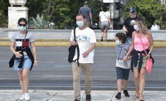 Κορωνοϊός: Νέα μέτρα για την «κόκκινη» Αττική – Τι ανακοίνωσε ο Χαρδαλιάς