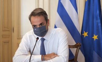 Μητσοτάκης: Οι ΗΠΑ έχουν ζωτικά συμφέροντα στην Αν. Μεσόγειο που δεν είναι διατεθειμένες να απεμπολήσουν