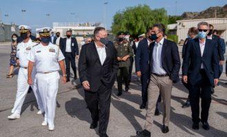 Εκπρόσωπος Στέιτ Ντιπάρτμεντ: Επιλογή Πομπέο να εστιάσει στην ανάπτυξη των ελληνοαμερικανικών σχέσεων